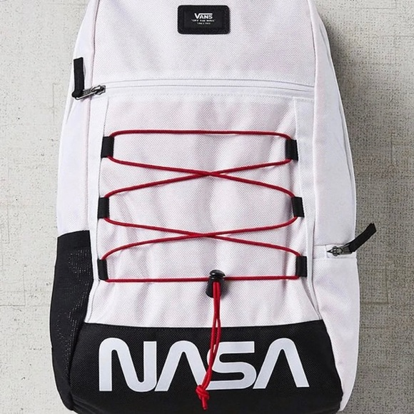 Premium-Auswahl Großhandel heiße Angebote NASA x Vans Snag Plus Backpack